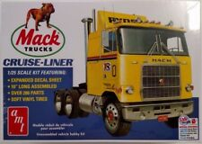 AMT1062 Mack Trucks Cruise-Liner 1/25 Scale Plastic Model Kit