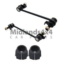 For NISSAN ELGRAND E51 FRONT ANTI ROLL BAR D BUSHES 30MM STABILISER DROP LINKS