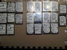 USED 120GB 120 GB 5400 RPM 8M 2,5 Zoll SATA HDD für Notebook Festplatte Testen
