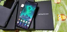 LG G8X ThinQ Dual Sim 8 + 128 GB Black Snapdragon 855 + Dual Screen