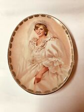 Princess Diana Collector Plate The People'S Princess Queen of Our Hearts