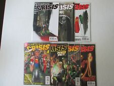 Identity Crisis #1-7 (Complete – Nm)