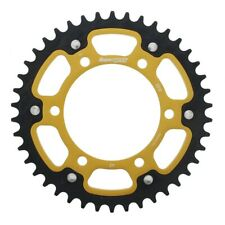 Supersprox Stealth Sprocket Gold 42T-RST-2012-42-GLD for Triumph Thruxton 1200 R