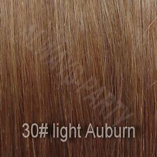 """BEST Selling Clip In Remy Human Hair Extensions Full Head 18"""" 20"""" 22"""" Blonde A38"""