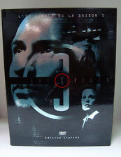 COFFRET COLLECTOR L'INTEGRALE DVD X FILES SAISON 3