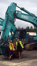 SYDNEY MACHINERY HIRE - 24 TONNE SITE EQUIPPED ZERO SWING EXCAVATOR DRY HIRE