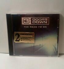 3 Doors Down - The Road I'm On Radio Promo Single (CD, 2003, Universal)