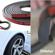 3M Universal Gummi SUV Auto Radlauf Verbreiterung Schutzleisten Kotflügel Leiste