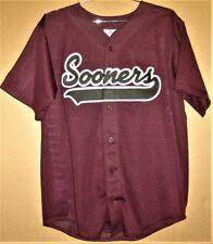 Oklahoma Sooners #45 College Baseball Jersey and Pants