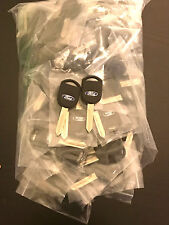 50 Lot Ford H84 40 BIt New Uncut Transponder Chip Key SA LOGO TOP QUALITY