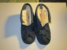 Rei, Base Camp, Polyester Insulation Booties Men'S Size Med. Camping