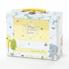 Me to You Trinket Keepsake Box With Photo Front Baby Gift - Tiny Tatty Teddy