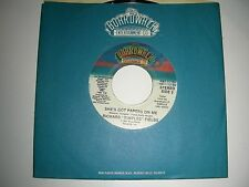 Richard Dimples Fields Betty Wright She's Got Papers On Me  45 Boardwalk NM '81