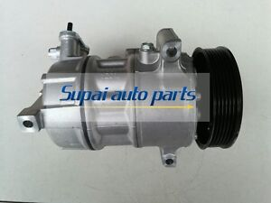AC For sanden sd7h15 compressor fit Saab 9000 2.0 2.3 96-98 9629593 30557465