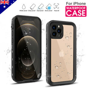 Waterproof Shockproof Dirt Snow Resist Case Cover For Apple iPhone 12 Pro Max 5G