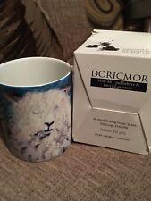 Doricmor Fine Art Sheep Ceramic Mug Brand New In Slightly Damaged Box Gift
