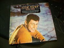 Eddie Fisher-Games That Lovers Play-Nelson Riddle-LP-RCA Victor-LPM 3726