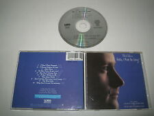PHIL COLLINS/HELLO I MUST BE GOING(WEA/299263)CD ALBUM