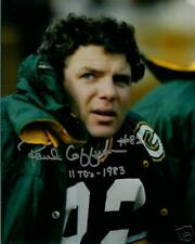 PACKERS Paul Coffman signed 8x10 photo w/ 11TDs 1983 AUTO Autographed Green Bay