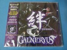 GALNERYUS - KIZUNA-FIST OF THE BLUESKY CD + BONUS $2.99 S&H