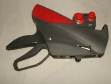 Made In Germany Meto #1829 Red/Gray Label Gun Euc