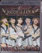 New C-ute Cute Budokan Concert 2013 Queen of J-POP Blu-ray Japan F/S EPXE-5043