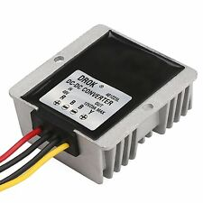 DROK Waterproof DC-DC Buck Converter 48V to 12V 25A Step-down Volt Regulator Ca