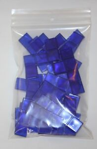 2003/5 Educational Insights BLOKUS Replacement parts  FULL SET OF 21 BLUE PIECES