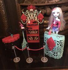 Monster High premiere partie Playset-Coiffeuse Set-presque complet