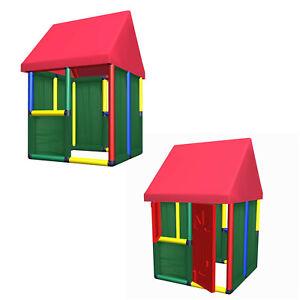 Spielhaus Kinderhaus Kinderspielhaus Garten Kinder Haus Gartenhaus Moveandstic