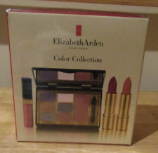 Elizabeth Arden Color Collection Set ~ Eyeshadow, Blush,Lipstick, Lip Gloss