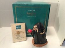 "WDCC Disney Snow White ""Take the apple, dearie"" Box and COA  (J)"