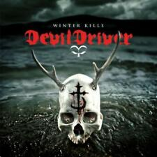 DEVILDRIVER - Winter Kills (Limitierte Auflage) Neue CD+DVD