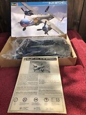 Revell 1/48 North American B-25 Mitchell Dirty Dora Vintage Model Kit #4585