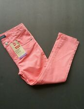 Levi's Girls Cropped Sateen Legging  Size 4R, Strawberry  Pink .