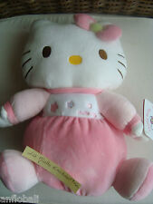 PELUCHE HELLO KITTY GUARDA PIJAMA 34 CM NUEVA JEMINI