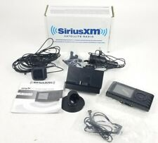 SiriusXm Onyx Ez Satellite Radio Receiver Vehicle Kit Xez1 Bundle Dock & Cables