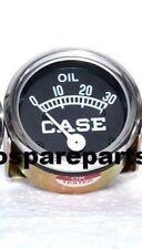 Oil Pressure Gauge 30 PSI fits Case Tractors V VA VAC VAH VAI VC VI VAO VT-2249