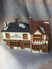 Department 56 Dickens Village The Old Curiosity Shop 5905-6 1987 - Retired '