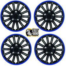 "Chevrolet Kalos 15"" Lightning Sports Universal Car Wheel Trim Covers"