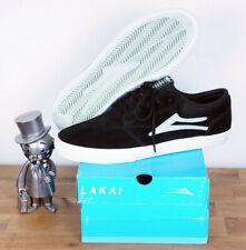 Lakai Footwear Skate Schuhe Shoes Griffin Black Mint Suede 14/49,5