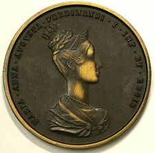 Maria Anna Augusta Ferdinandi Medal  #1804