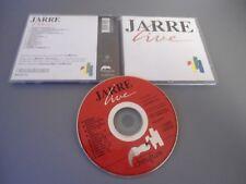CD JEAN MICHEL JARRE live 1989 dreyfus SONY MUSIC FRANCE