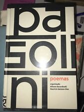 PASOLINI - POEMAS - IN LINGUA PORTOGHESE