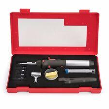 EAGems Multipurpose Butane Soldering Iron Torch /7 Tips/Hot Knife /Self Igniting