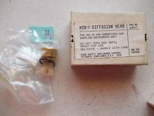 NEW IN BOX MSA DIFFUSION HEAD SENSOR 449917 (317-1)