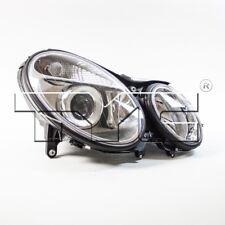 For Mercedes W211 E-Class Passenger Right Halogen Headlight Assy 20-6485-00-1