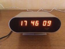 Horloge de bureau Heuer Réf 732