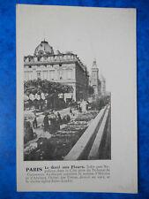 PARIS  :  Le Quai aux Fleurs......Précurseur.