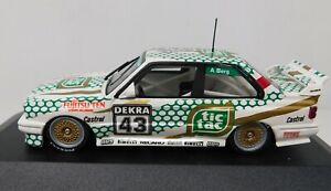 1:43 Minichamps 1991 BMW M3 Sport EVO DTM #43 A. Berg Nr.12070